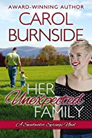 Her Unexpected Family (Sweetwater Springs, #2)