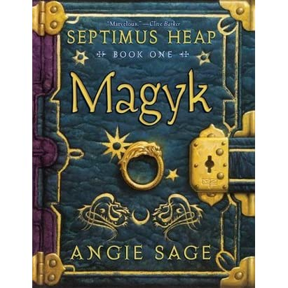 Image result for septimus heap magyk