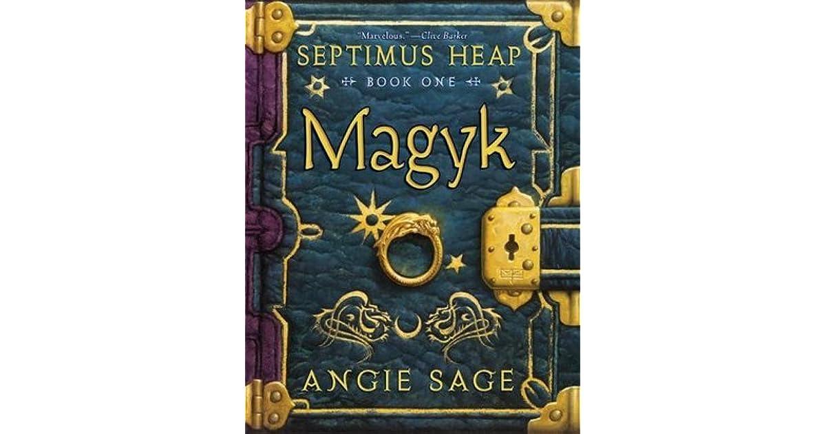 Septimus Heap Book 1