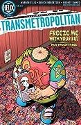 Transmetropolitan #11