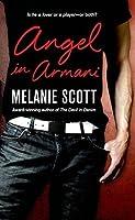 Angel in Armani (New York Saints, #2)