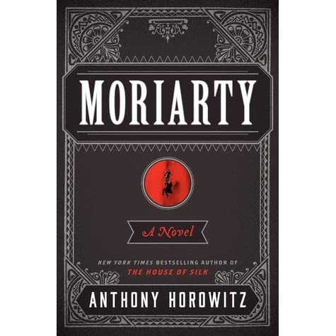 Moriarty Anthony Horowitz Ebook