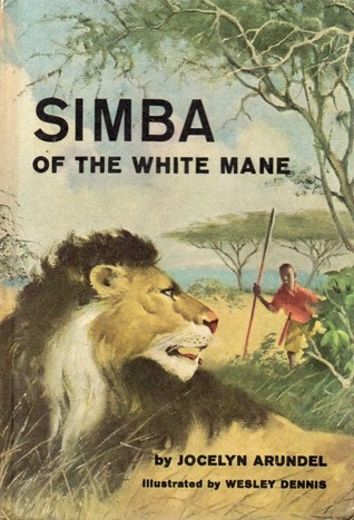 SIMBA of the White Mane