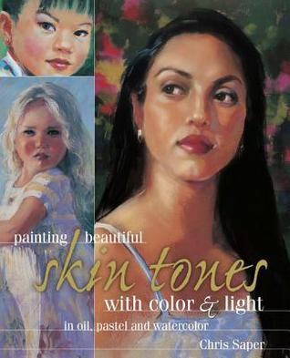 Painting-beautiful-skin-tones-with-color-light-oil-pastel-and-watercolor