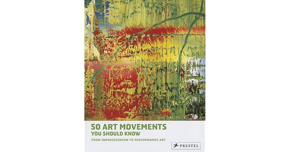 50 Art Movements You Should Know: From Impressionism to