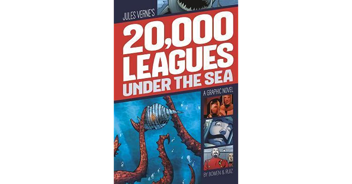 20 000 leagues under the sea man vs nature Readers should note that twenty thousand leagues is not the depth to which the nautilus dives -- the ocean is not that deep -- but describes the distance traveled under the surface of the ocean as the ship and crew adventure around the globe chapter 17: four thousand leagues under the pacific.