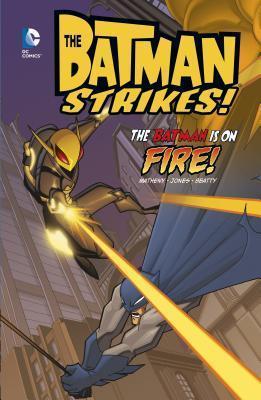 The Batman Is on Fire!  by  Christopher  Jones