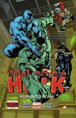 Indestructible Hulk, Volume 4: Humanity Bomb