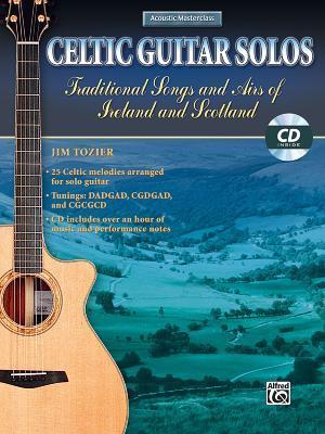Acoustic Masterclass: Celtic Guitar Solos, Book & CD