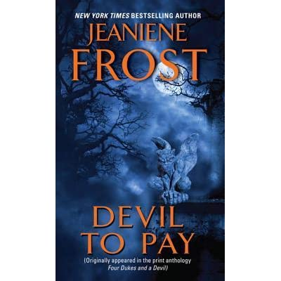 Devil to Pay (Night Huntress, #3 5) by Jeaniene Frost