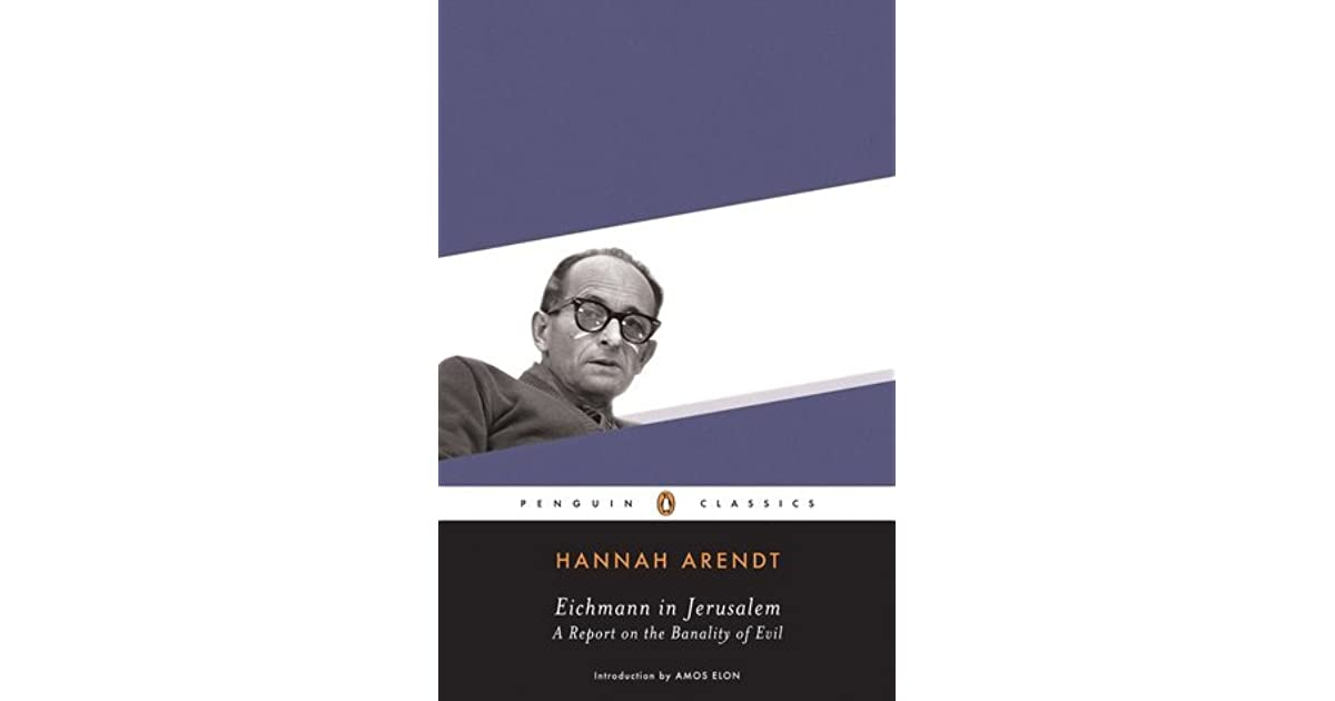 hannah arendt the banality of evil - 1200×630