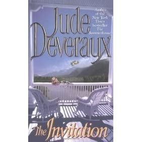 50801._UY282_SS282_ the invitation (includes montgomery taggert, 13) by jude deveraux,The Invitation A Novel