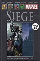 Siege (Marvel Ultimate Graphic Novel Collection #60)
