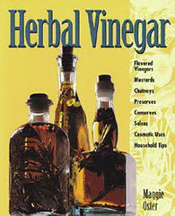 Herbal Vinegar- Flavored Vinegars