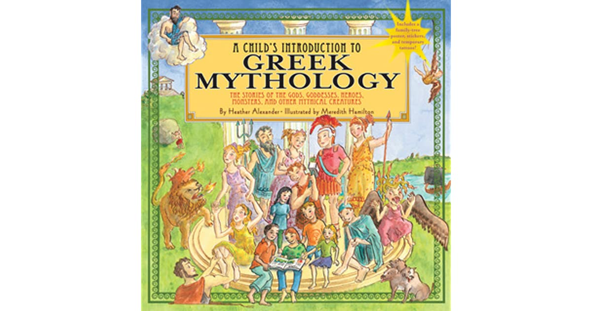 an introduction to the mythology of the ancient greeks Greek mythology webquests project on the internet which includes an introduction, task, process, evaluation, and ancient greeks might find valuable in their.