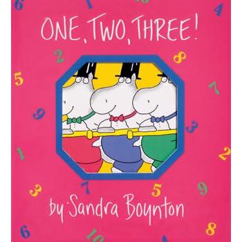 One, Two, Three! (Boynton on Board) books pdf file