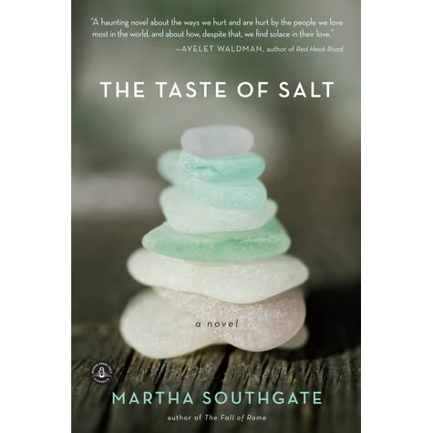 a review of the taste of salt a novel by martha southgate