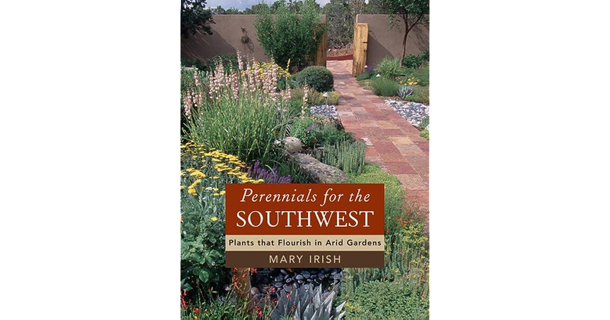 Perennials For The Southwest Plants, Southwest Garden Plants