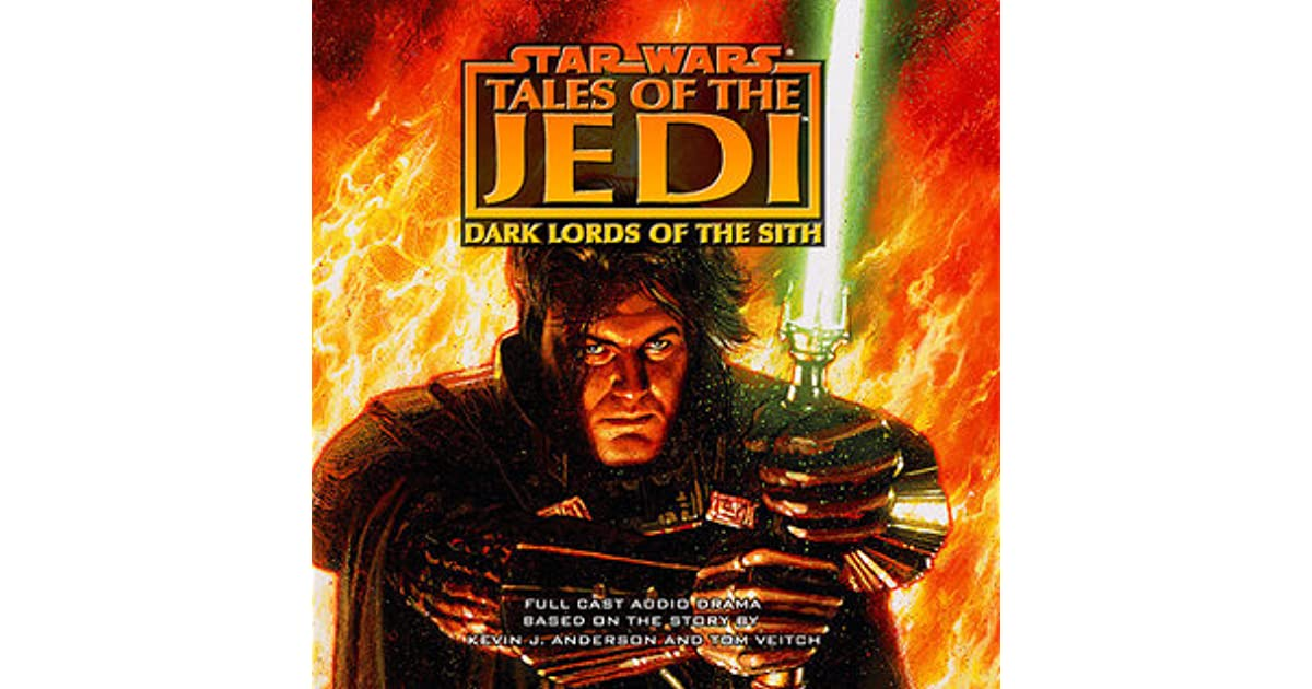 Star Wars Tales Of The Jedi Dark Lords Of The Sith By Tom Veitch