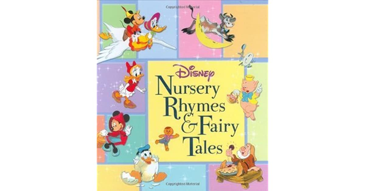 Nursery Rhymes Fairy Tales By Walt