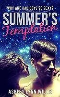 Summer's Temptation (Vandeveer University Book 1)