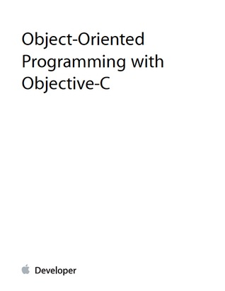 Object-Oriented Programming with Objective-C