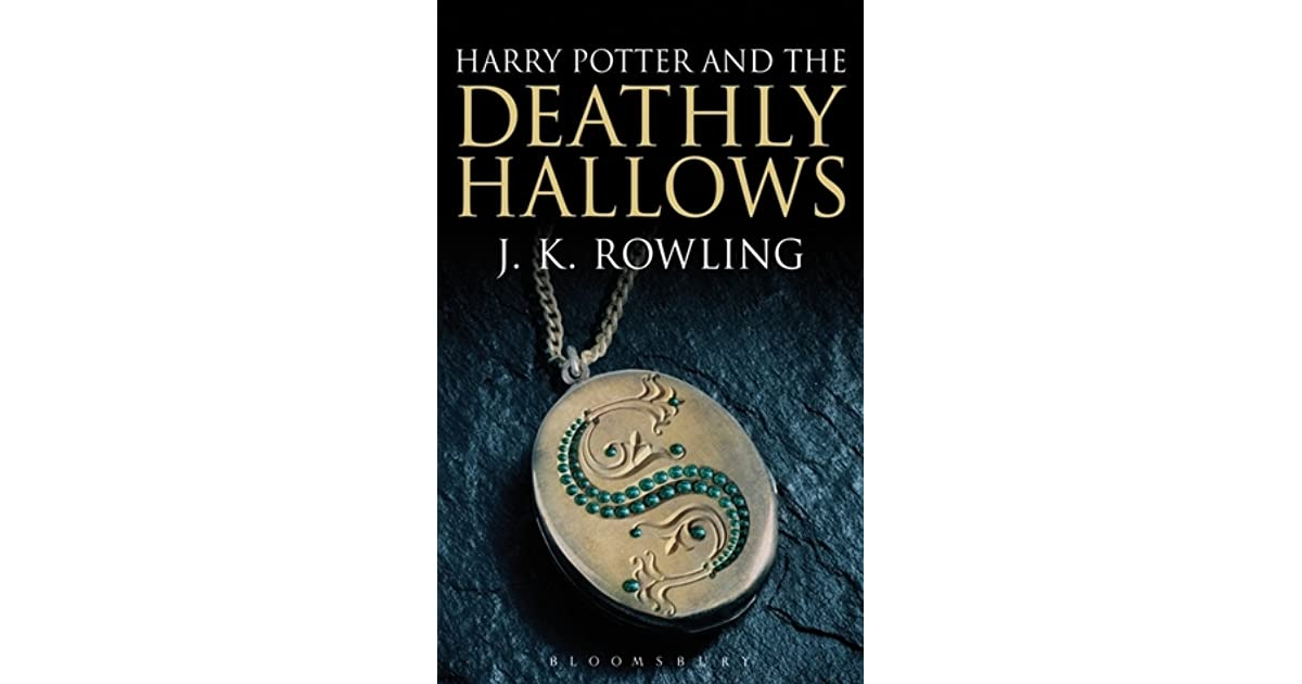 Harry Potter Book Goodreads ~ Harry potter and the deathly hallows by j k rowling