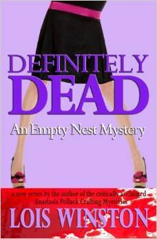 Definitely Dead (Empty Nest Mystery, #1)