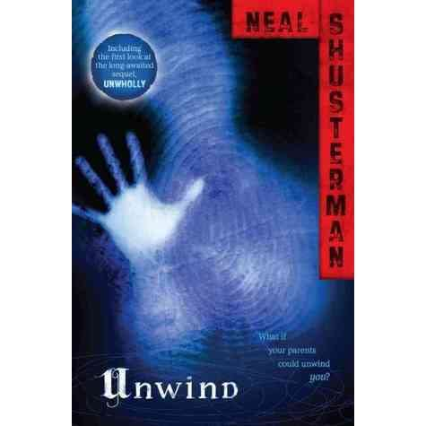 analyzing character rivalry in unwind by neal shusterman