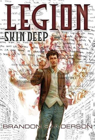 Legion  Skin Deep by Brandon Sanderson