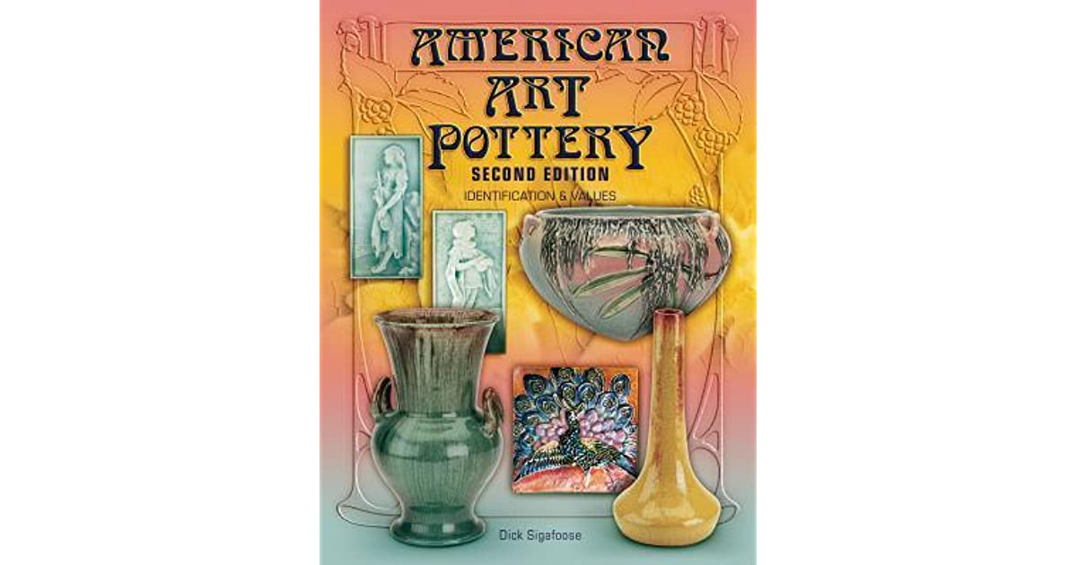 American Art Pottery: Identification & Values by Dick Sigafoose
