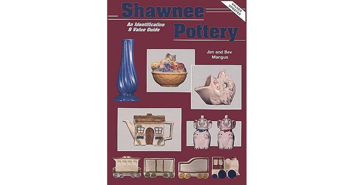 Pottery shawnee value of New Shawnee