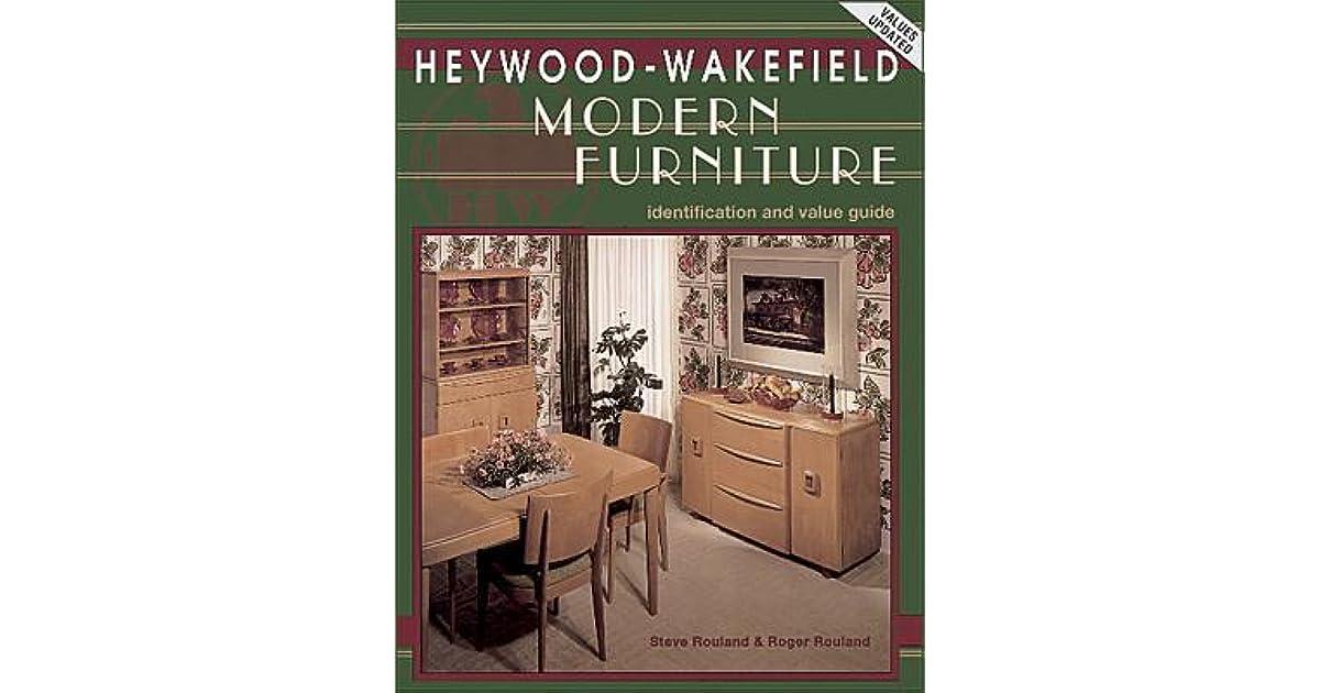 heywood-wakefield modern furnituresteven rouland