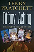 Tiffany Aching 4-Book Collection: A Hat Full of Sky / The Wee Free Men / Wintersmith / I Shall Wear Midnight