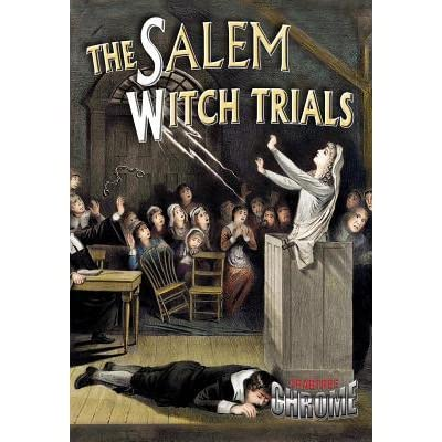 the influence of greed on the salem witch trials The salem witch trials occurred from 1692-1693 when the trials were officially stopped in may of 1693, many thought it was over and nothing would become of it.