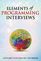 Elements of Programming Interviews: The Insiders' Guide C++