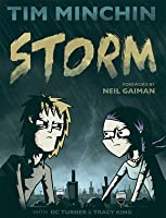 Storm the Illustrated Book