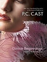 Divine Beginnings (Partholon Book 5)