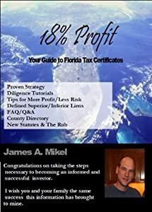 18% Profit-Your Guide To Florida Tax Certificates