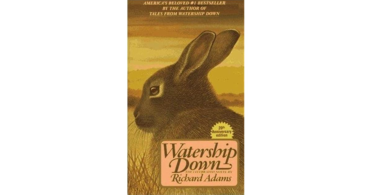 an overview of richard adams book watership down In watership down, he created a book ahead of a unique writer whose masterwork made literary watership down, a story richard adams made up to scare.