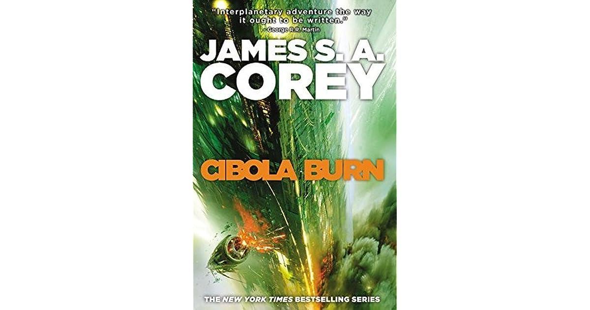 cibola burn the expanse book 4