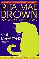 Cat's Eyewitness (Mrs. Murphy, #13)