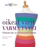 Oikeat värit - varma tyyli : pukeudu väri- ja vartalotyyppisi mukaan