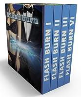 Flash burn BOX SET (Books I, II, III & IV)