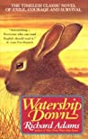 Watership Down (Watership Down, #1) by Richard  Adams audiobook