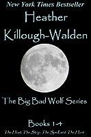 The Big Bad Wolf Series - Books 1-4 (The Big Bad Wolf, #1-4)