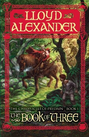 Lloyd Alexander: The Chronicles of Prydain Series
