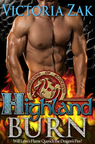 Highland Burn (Guardians of Scotland, #1)