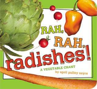 https://www.goodreads.com/book/show/18668468-rah-rah-radishes