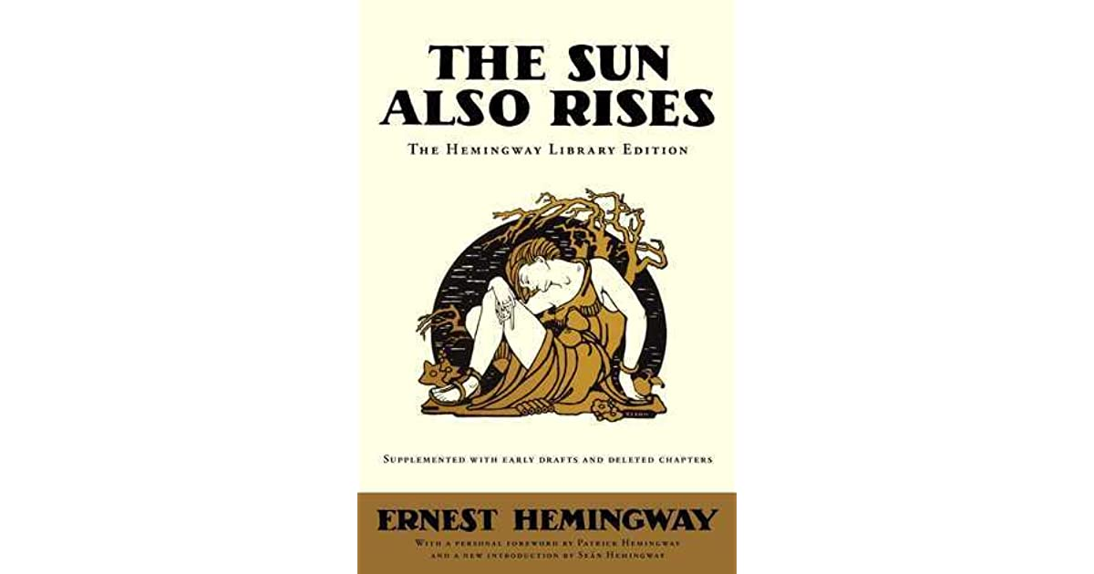 an analysis of the themes used in the sun also rises by ernest hemingway The theme of the lost generation in the sun also rises from litcharts the sun also rises by ernest hemingway the lost generation theme analysis.